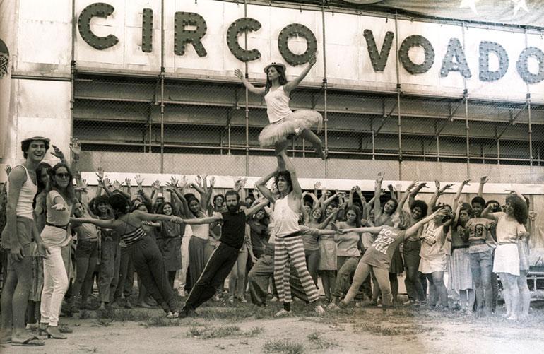 a farra do circo